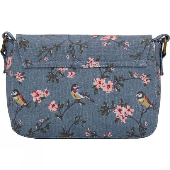 Womens Blossom Saddle Bag