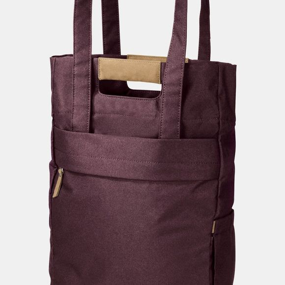 Jack Wolfskin Piccadilly Bag Burgundy