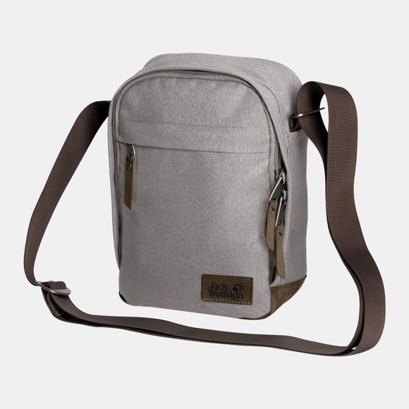 Jack Wolfskin Heathrow Bag Clay Grey