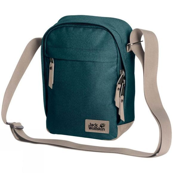 Jack Wolfskin Heathrow Bag Teal Green