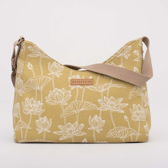 Womens Lotus Hobo Bag