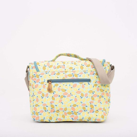 Brakeburn Lemon Satchel Yellow