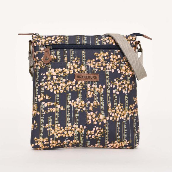Brakeburn Birch cross body bag Navy