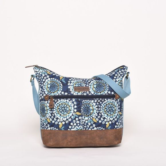 Brakeburn Apple Hobo Bag Blue