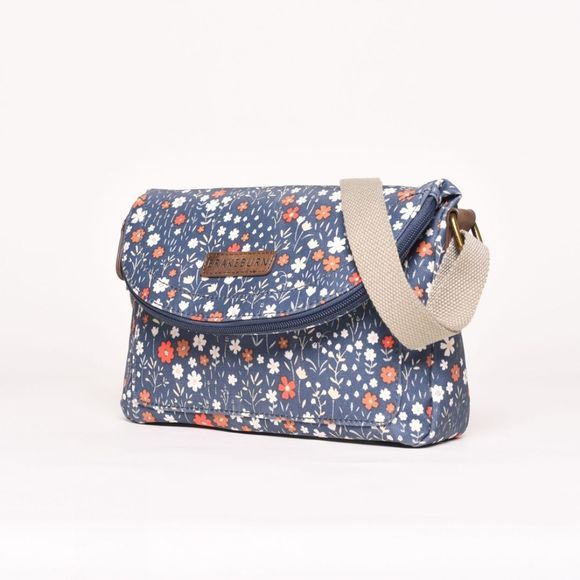 Brakeburn Ditsy Roo Pouch Blue