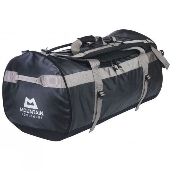 Mountain Equipment Wet & Dry Kit Bag 100L Black/ Shadow Grey