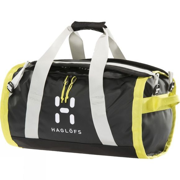 Haglofs Lava 50 Duffel True Black/Sea Spark