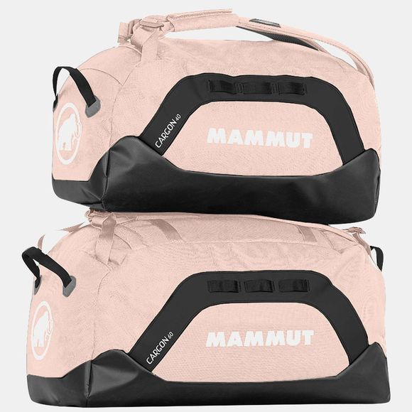 Mammut Cargon 60 Holdall Candy/Black