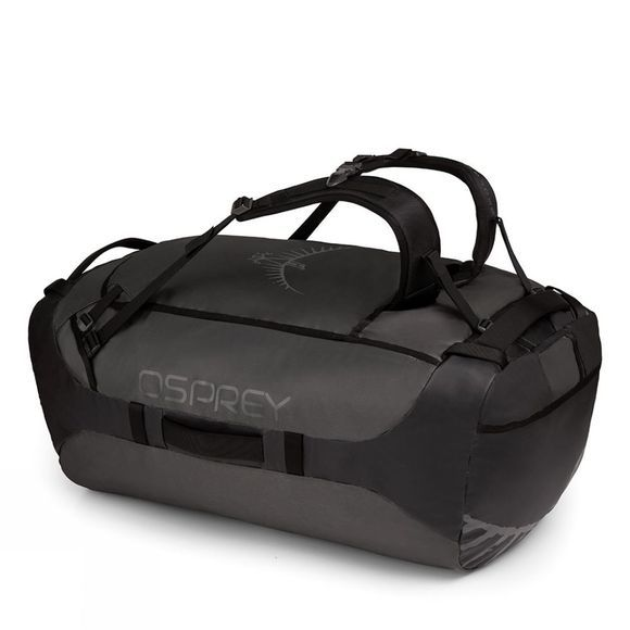 Osprey Transporter 130 Duffel Bag 2017 Black