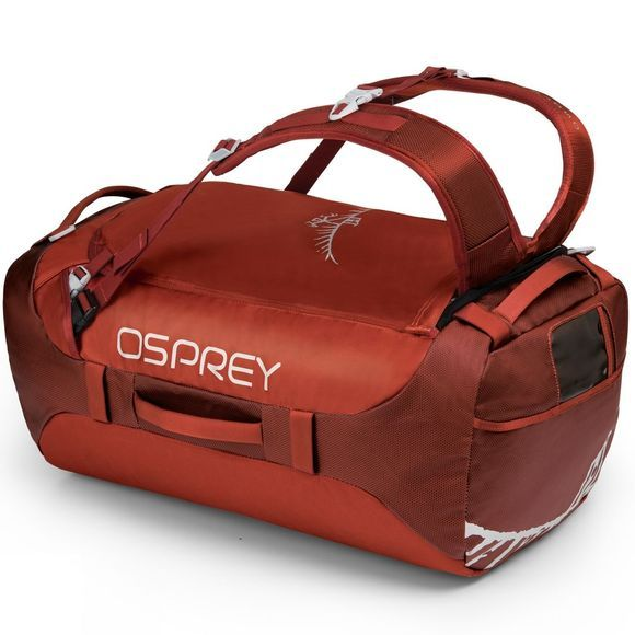 Osprey Transporter 65 Duffel Bag 2017 Ruffian Red