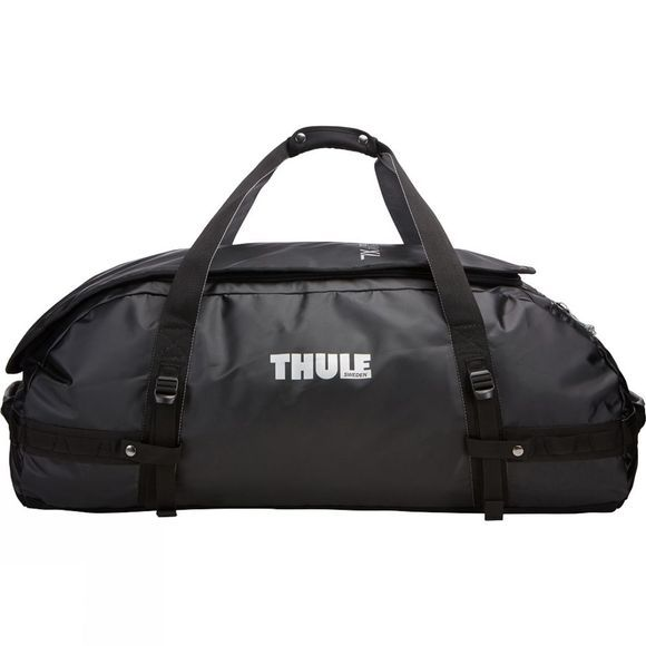 Thule Chasm 130L Duffel Bag Black