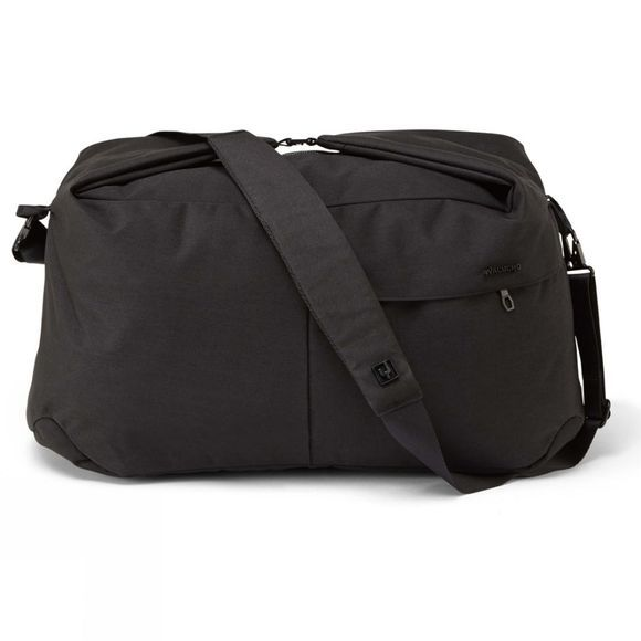 Ayacucho Art Overnight Duffel Bag Black