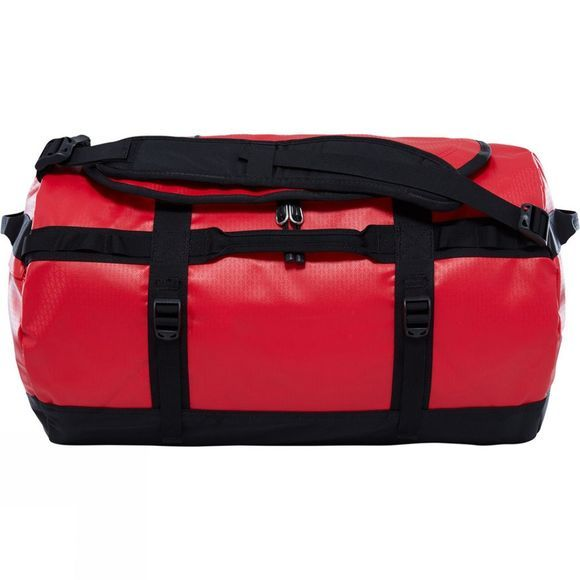 The North Face Base Camp Duffle Bag Small TNF Red/TNF Black