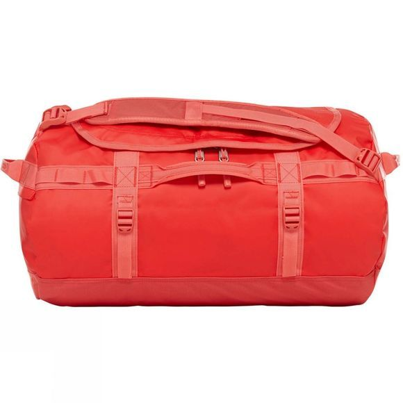 The North Face Base Camp Duffle Bag Small Juicy Red/Spiced Coral