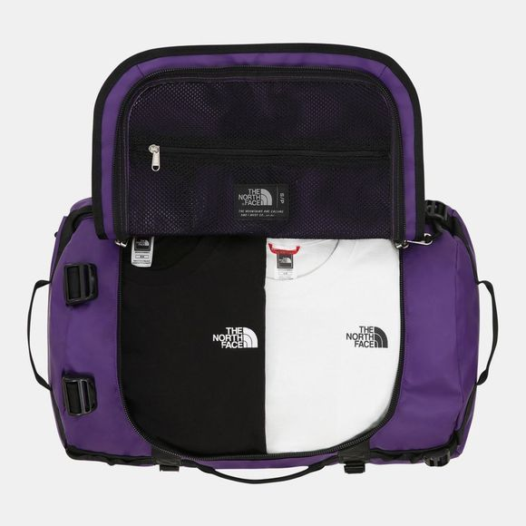 The North Face Base Camp Duffle Bag Small Hero Purple/TNF Black
