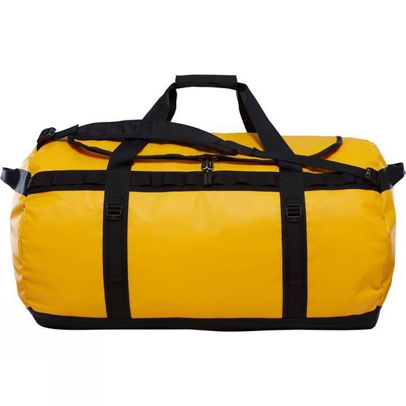 The North Face Base Camp Duffle Bag XL Summit Gold/TNF Black