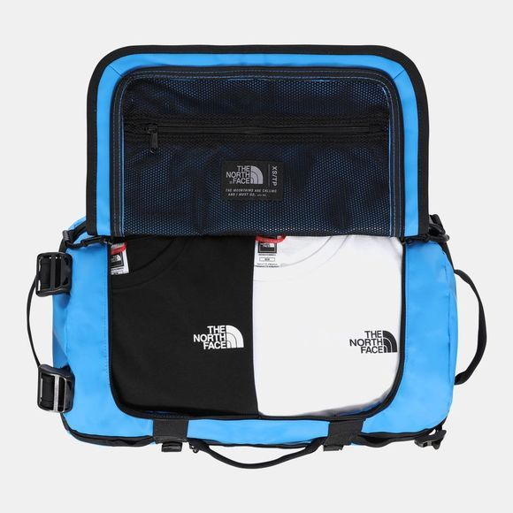 The North Face Base Camp Duffel XS Clear Lake Blue/TNF Black