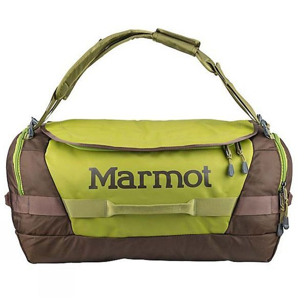 Marmot Mens Long Hauler Duffel Bag Medium Cilantro/Raven