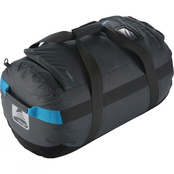 Vango Cargo 80 Duffle Carbide Grey / Volt Blue
