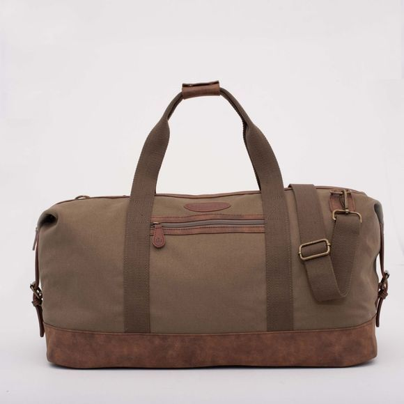 Brakeburn Overnight Bag Khaki