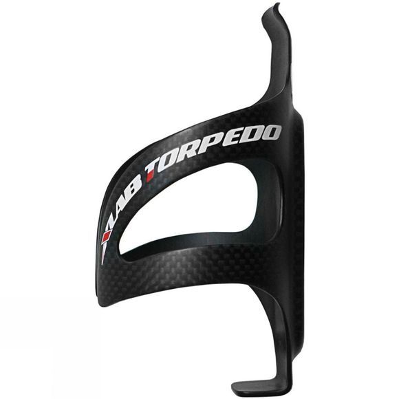 XLAB Torpedo Carbon Bottle Cage Black          /Dk Grey