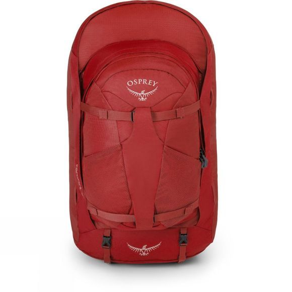 Osprey Farpoint 70 Travel Pack Jasper Red