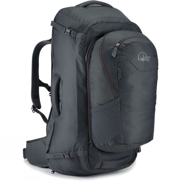 Lowe Alpine AT Voyager 55+15 Travel Pack Anthracite