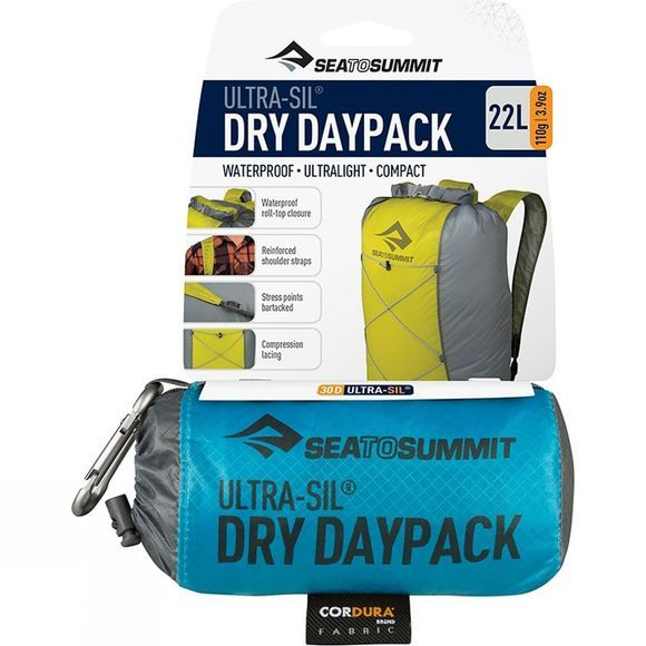 Sea to Summit Ultra-Sil Dry Daypack 2018 Sky Blue