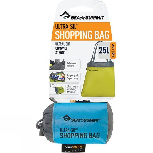 Sea to Summit Ultra-Sil Shopping Bag 2018 Black