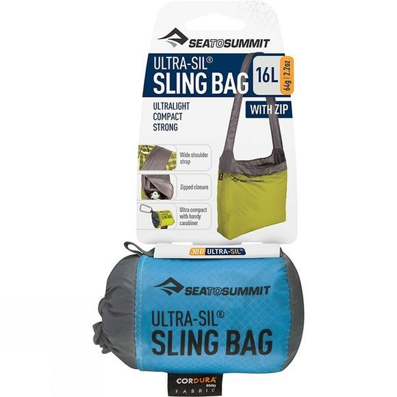 Sea to Summit Ultra-Sil Sling Bag 2018 Black