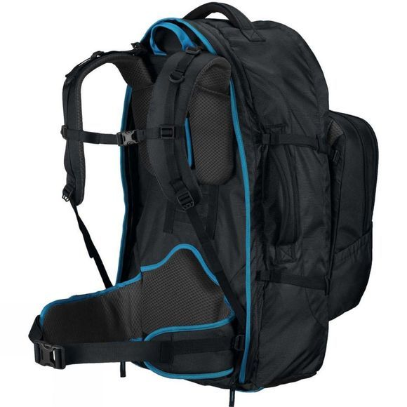 Vango Freedom II 80+20 Rucksack Carbide Grey / Volt Blue