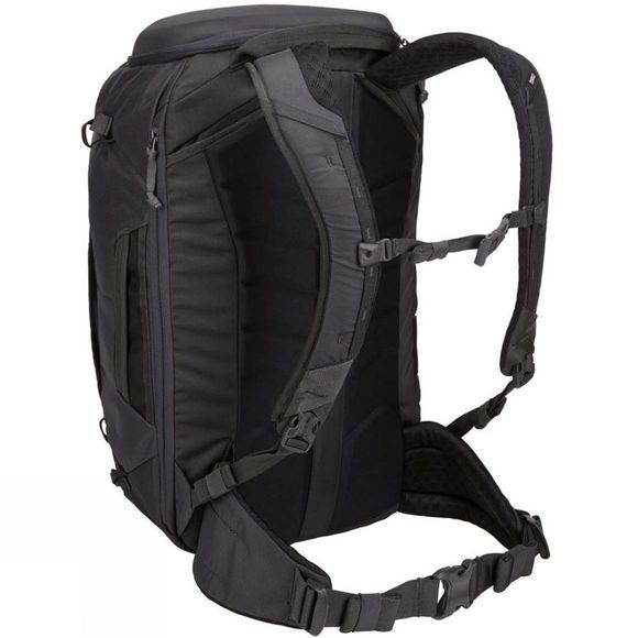 Thule Mens Landmark 40L Backpack Obsidian