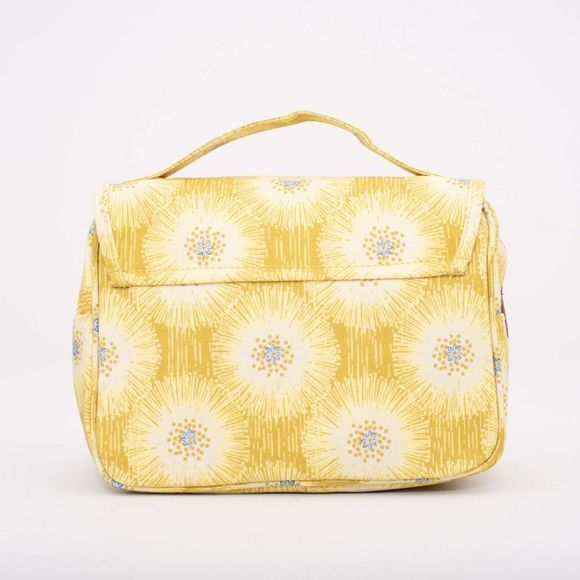 Brakeburn Allium Weekend Wash Bag Yellow