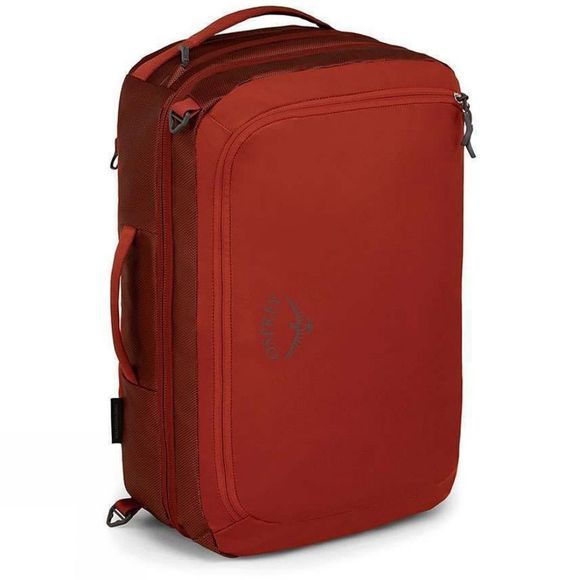 Osprey Transporter Global 36 Carry-On Travel Bag Ruffian Red