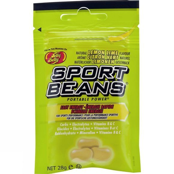 Sports Beans Lemon Lime
