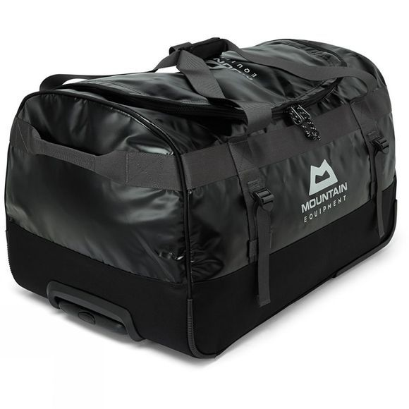 Mountain Equipment Roller Kit Bag 100L Black/Shadow Grey/Silver