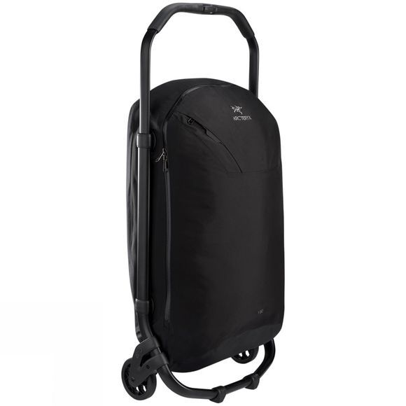 Arc'teryx V80 Rolling Gear Bag Black
