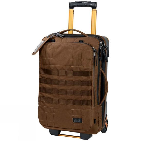 Jack Wolfskin TRT Rail 40 Bag Deer Brown