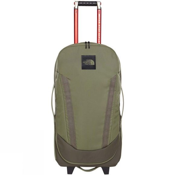 The North Face Longhaul 30 Suitcase New Taupe Green/Four Leaf Clover