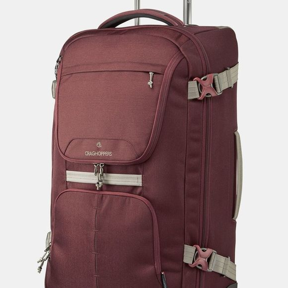 "Craghoppers 70L 28"" Wheelie Bag Brick Red"