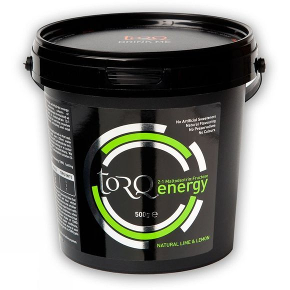 Energy Natural Lime & Lemon 500g