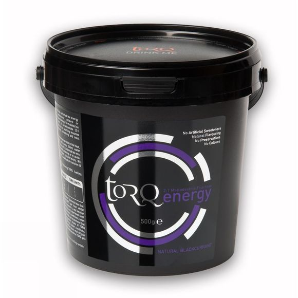 Energy Natural Blackcurrant 500g