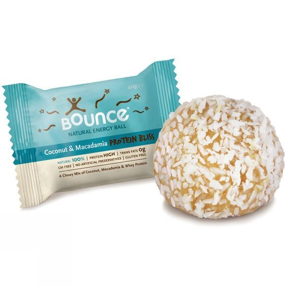 Energy Ball Coconut & Macadamia Protein Bliss