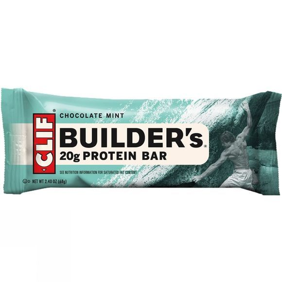 Clif Chocolate Mint Builders Bar No Colour