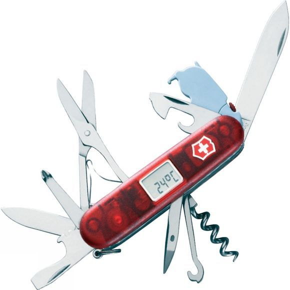 Victorinox Traveller Lite Knife Jelly Red