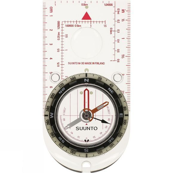 Suunto M-3 USGS Global Compass No Colour