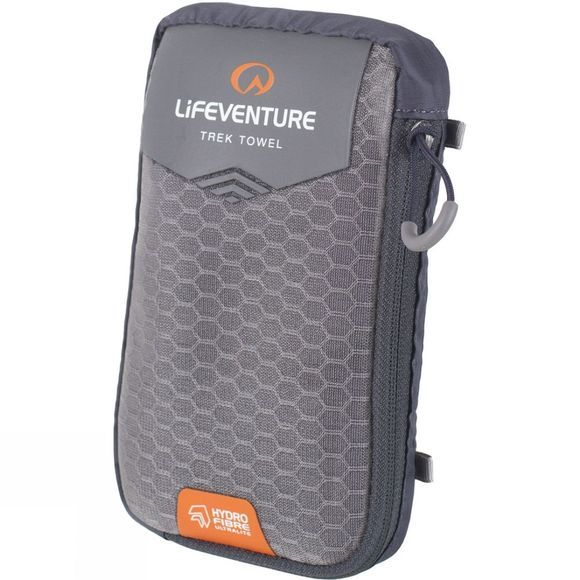 Lifeventure Hydro Fibre Ultralite (Large) Grey