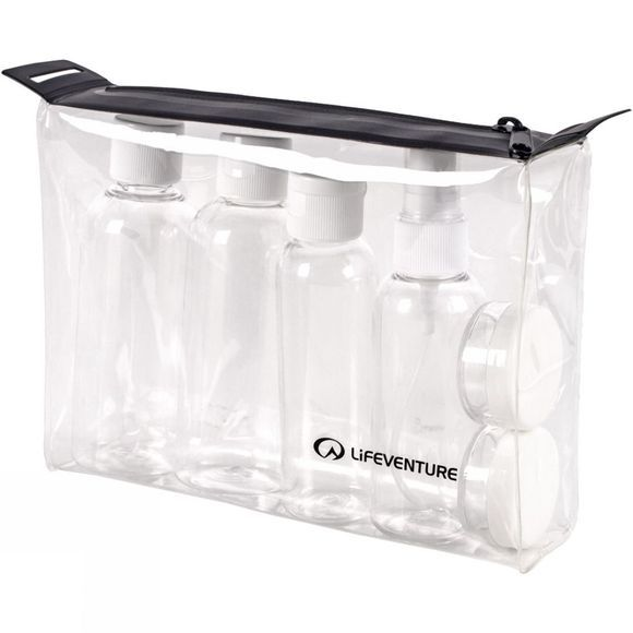 Lifeventure Flight Bottles No Colour