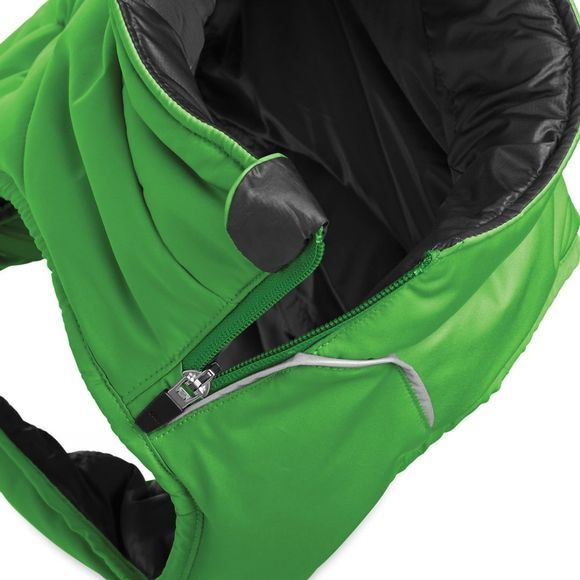 Ruff Wear Quinzee Insulated Dog Jacket Meadow Green
