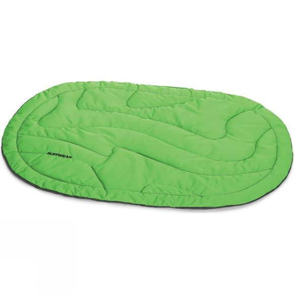 Ruff Wear Highlands Dog Bed Meadow Green